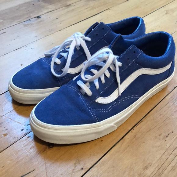 Vans Retro Skool Size Delft Sport Poshmark 105 Old Shoes Blue gqwZSCR